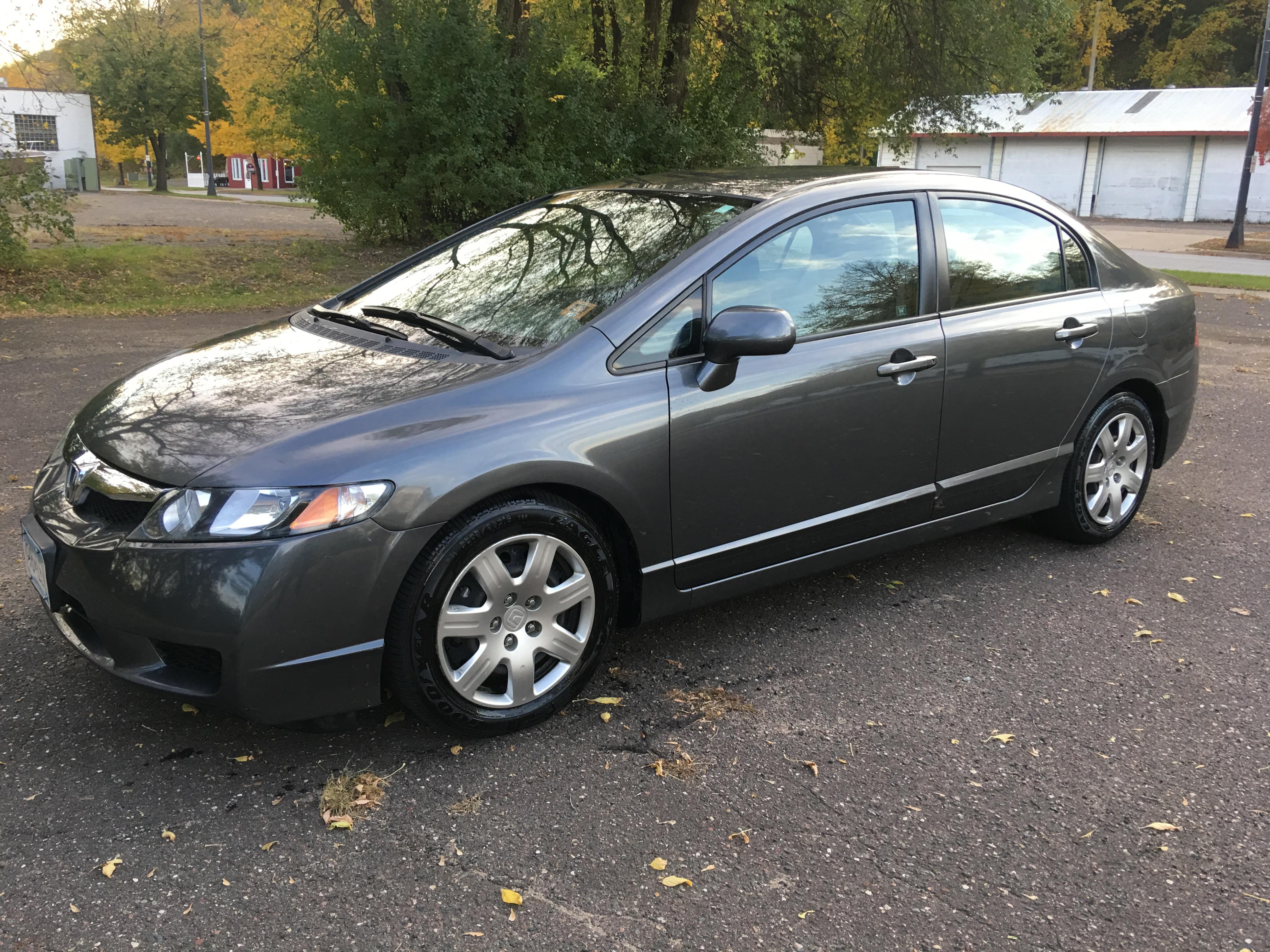 2010 Honda Civic LX 30+mpg